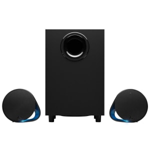 Caixa de Som Gamer Logitech G560 7.1 Ultra Surround 240W RGB Lightsync USB/P3/Bluetooth