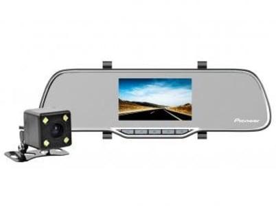 """Retrovisor com Câmera Pioneer Dash Cam VREC-200CH - Tela de 4,7"""" - Magazine Ofertaesperta"""