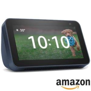 Confira ➤ Smart Speaker Amazon com Smart Display de 5 com Alexa e Câmera de 2 MP Azul – Echo Show 5 ❤️ Preço em Promoção ou Cupom Promocional de Desconto da Oferta Pode Expirar No Site Oficial ⭐ Comprar Barato é Aqui!