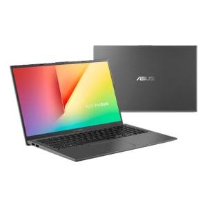 Notebook Asus X512FA-BR566T, 8ª Ger.Intel Core i5 8265U, 4GB, 1TB, 15', W10, Cinza