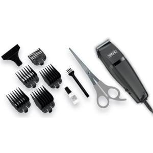 Máquina de Cortar Cabelo Wahl Easy Cut com 5 Pentes - Preta 110v