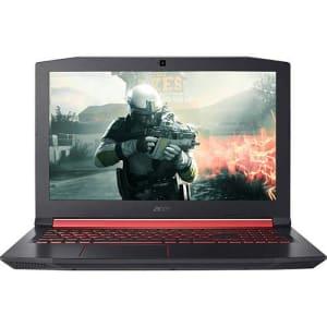 Notebook Gamer Acer Aspire Nitro 5 i5-7300HQ 8GB 1TB Tela Full-HD 15.6'' GTX 1050 4GB W10 - AN515-51-50U2