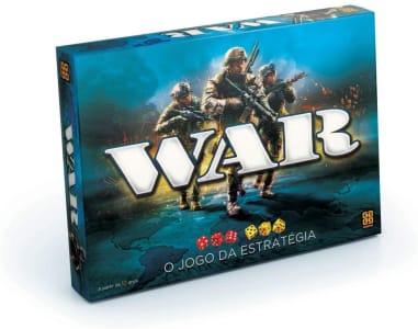 Jogo de Tabuleiro War 2000 - Grow