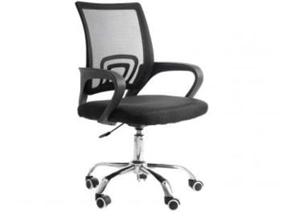 Cadeira em Aço de Escritório Giratória Travel Max - Diretor 6010