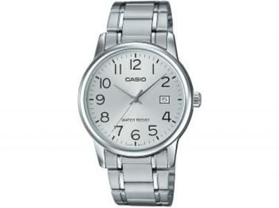 Relógio Masculino Casio Analógico - Resistente à Água Collection MTP-V002D-7BUDF - Magazine Ofertaesperta