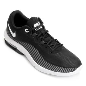 Tênis Nike Air Max Advantage 2 Feminino - Preto e Branco