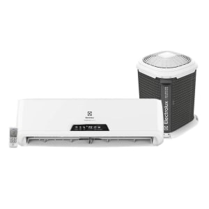 Ar Condicionado Split Inverter Electrolux 9.000 Btu/h Frio QI09F
