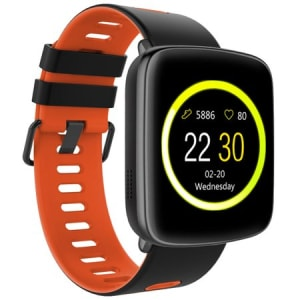 Smartwatch Qtouch Qsw 012-Ptlj-PN