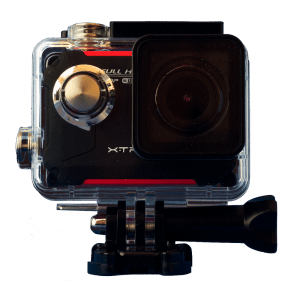 Camera de Ação Xtrax Evo 12MP Full HD