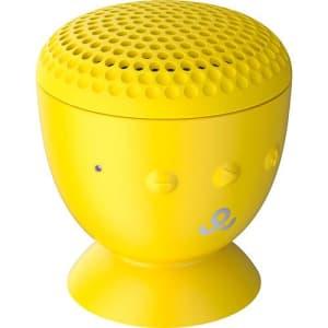 Caixa de Som Bluetooth GoGear GPS2500 Amarelo - 2W com USB e Bateria Interna