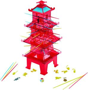Jogo de Tabuleiro Macacos Loucos, Mattel Games, GKC08, Multicolorido