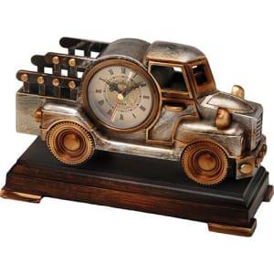 Relógio de Mesa Espressione Analógico Caminhão 191-001