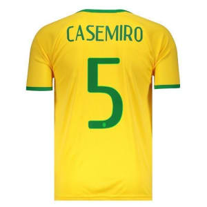 Camisa Brasil CBF 5 Casemiro