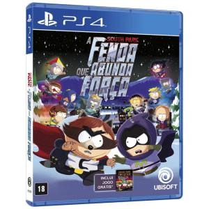 Game South Park: A Fenda que Abunda Força Edição Limitada PS4