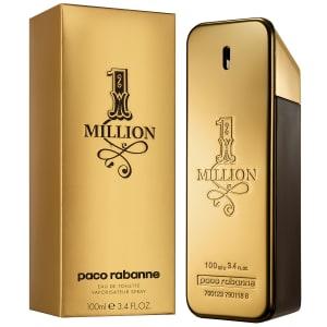 Perfume One Million Masculino Paco Rabanne EDT 100ml