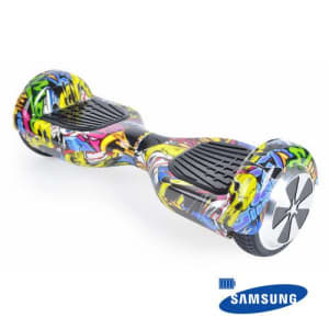 Hoverboard Scooter 6,5 Bat Samsung - Urban