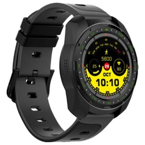 Smartwatch Qtouch, Touchscreen, Bluetooth 4.0 - QSW 13(Cód. 905549)