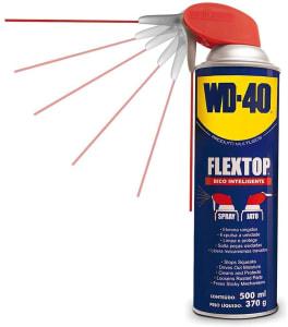 Oleo Lubrificante WD40 Flex Top 500ml