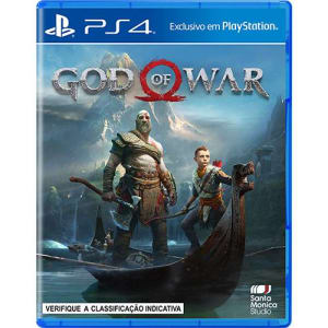 Game God Of War - PS4