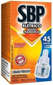 Refil para Repelente Elétrico Líquido SBP 1 unidade