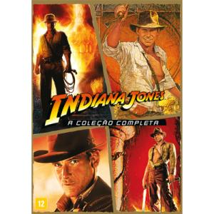 Quadrilogia Indiana Jones (4 DVDs)