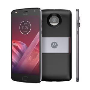 Oferta ➤ Smartphone Motorola Moto Z2 Play Power Pack & DTV Edition Platinum 64GB, Tela de 5.5, Dual Chip, Câmera 12MP, Android 7.1 e Processador Octa-Core   . Veja essa promoção