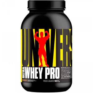 Ultra Whey Pro Universal - Double Chocolate Chip - 907g