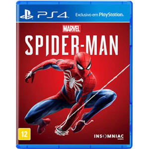 Game Marvel's Spider-Man - PS4