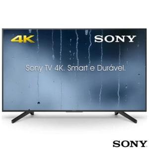 """Smart TV Sony 55"""" 4K UHD KD-55X705F Preto"""