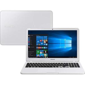 Notebook Expert X30 8ª Intel Core I5 Quad Core 8GB 1TB LED HD 15,6'' W10 Branco Ônix - Samsung