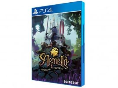 Armello Deluxe Edition para PS4 - Soedesco - Magazine Ofertaesperta