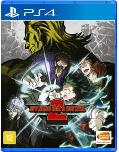 Jogo My Hero One's Justice 2 - PS4