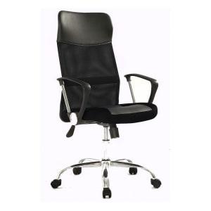 Cadeira de escritório Presidente Dylan TM MB-0030 Preta