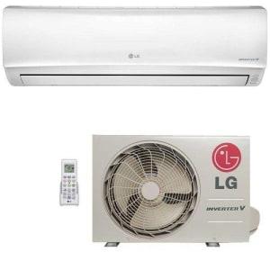 Ar Condicionado Split Lg Libero E+ Inverter 9.000 Btus Frio 220 Volts
