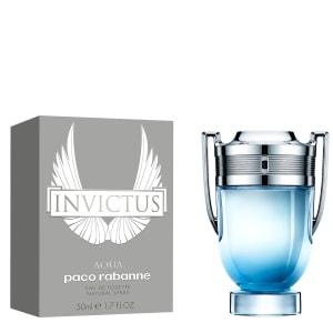 Perfume Invictus Aqua Masculino Paco Rabanne EDT 50ml