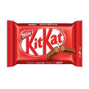 Chocolate Kitkat 4 Fingers Ao Leite 41,5g