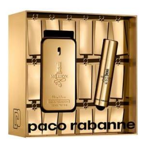 Paco Rabanne One Million Kit  Perfume Masculino EDT 50 ml + Miniatura