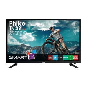Oferta ➤ Smart TV Led 32 Philco PTV32N87SA HD 2 Hdmi 2 Usb Conversor Digital   . Veja essa promoção