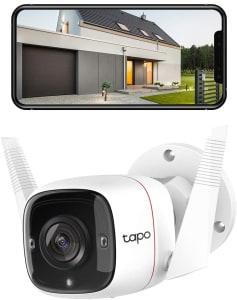 Câmera Wi-Fi de Monitoramento Externa TP-Link - Tapo C310
