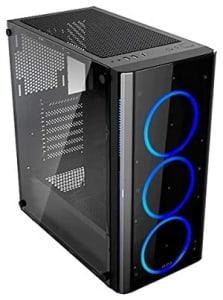 Confira ➤ Gabinete Gamer Apache Air Vidro Mid Tower Akasa A-ATX09-A1B ❤️ Preço em Promoção ou Cupom Promocional de Desconto da Oferta Pode Expirar No Site Oficial ⭐ Comprar Barato é Aqui!