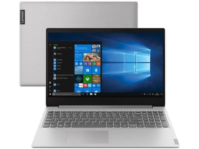"""Notebook Lenovo Ideapad S145 82DJ0003BR Intel Core - i5 8GB 256GB SSD LCD 15.6"""" HD Windows 10 - Magazine Ofertaesperta"""