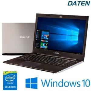 """Notebook Daten com Intel® Celeron-N3050 Dual Core, Tela de 14"""", 2GB de Memória, 32GB de HDSSD, Leitor de Cartões, HDMI, Bluetooth e Windows 10 - CB14i"""