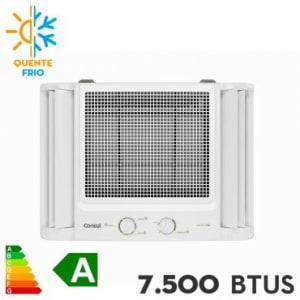 Ar Condicionado Janela 7500 BTU/s Quente/Frio Consul Manual CCS07DBBNA