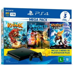 Console Playstation 4 1TB Hits Bundle Family - PS4