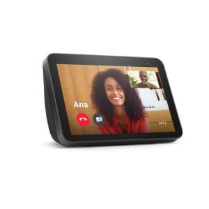 Confira ➤ Novo Echo Show 8 (2ª geração, versão 2021) Preta   Smart Display HD de 8 com Alexa e câmera de 13 ❤️ Preço em Promoção ou Cupom Promocional de Desconto da Oferta Pode Expirar No Site Oficial ⭐ Comprar Barato é Aqui!
