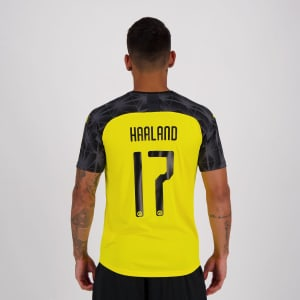 Camisa Puma Borussia Dortmund 2020 Cup 17 Haaland