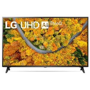 Smart TV LG 65 4K UHD HDR AI ThinQ Smart Magic Preto Bivolt - 65UP7550