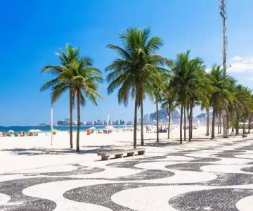 Pacote Praia de Copacabana 2021 Aéreo + Hotel com Café da Manhã + Opção de Transfer