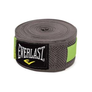 Bandagem Everlast Fresh 5,4M - Cinza