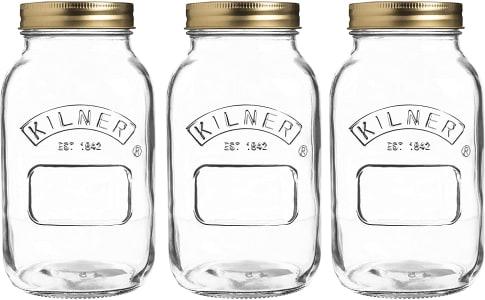 Conjunto Potes 1l Kilner